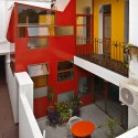 Min House / Pop Arq  Albano Garcia