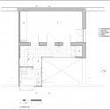 Min House / Pop Arq first floor plan