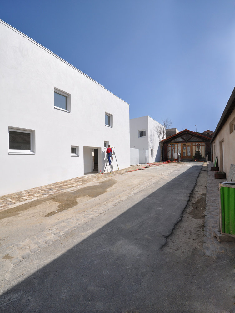 7 Houses / Bigoni-Mortemard Architectes