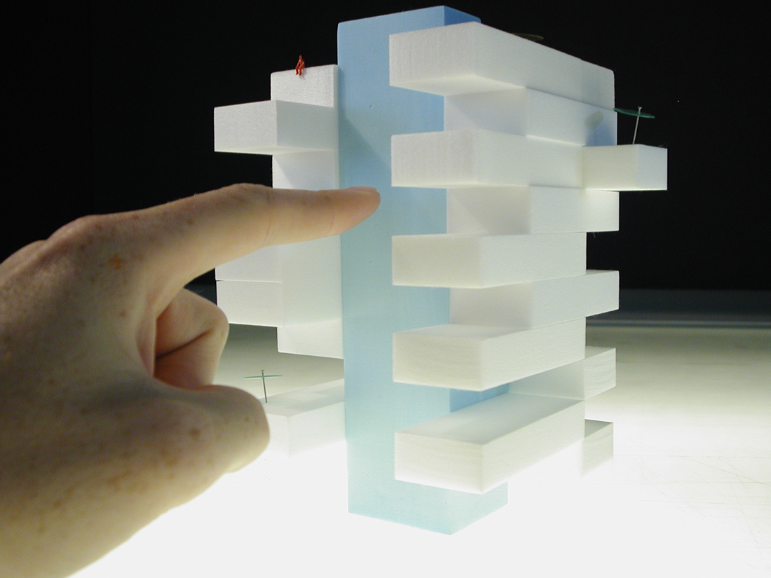 Christian and architects on pinterest for Architectural concept models