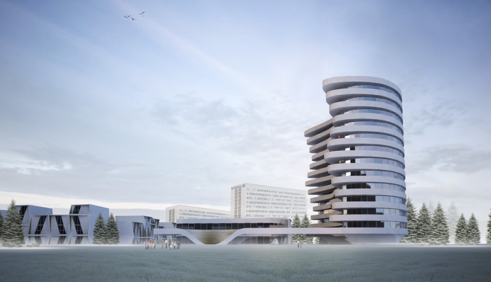 3XN Wins Landmark Project in Sweden