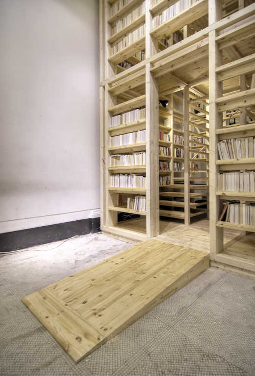 1:1 Architects Build Small Spaces exhibition by Pasi Aalto