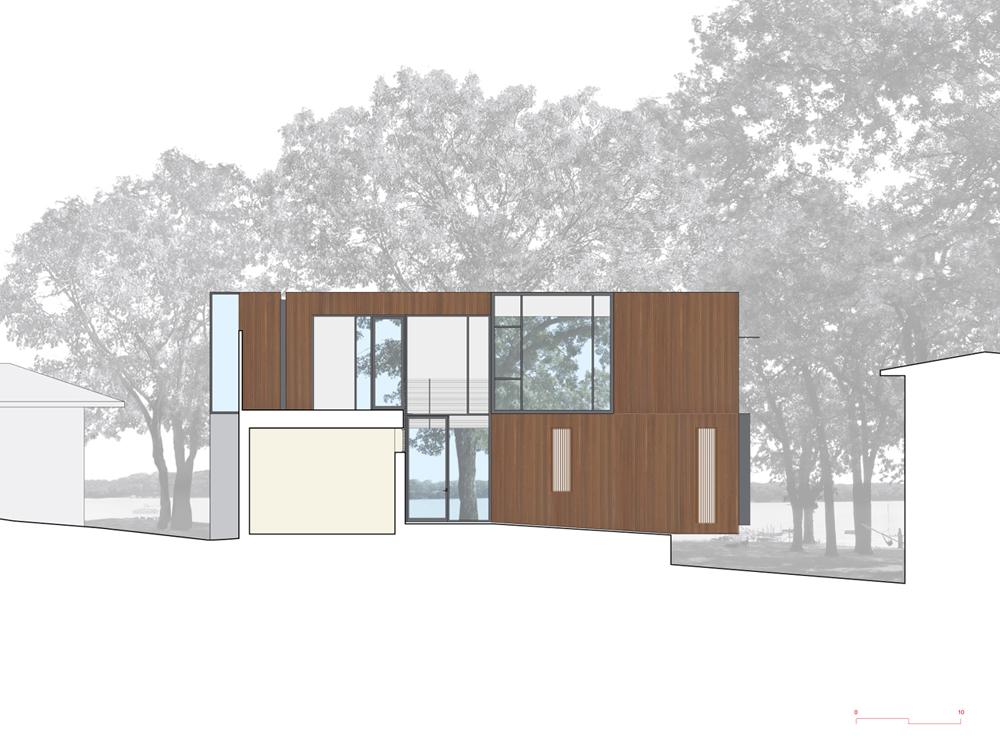 House on Lake Okoboji / Min | Day House on Lake Okoboji / Min | Day