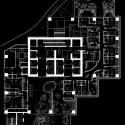 Spa by MTM Shanghai / PAL Design 1st floor plan