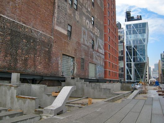 Phase 2 of the High Line