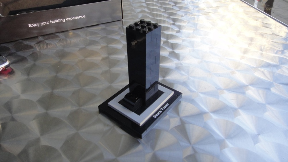 Architecture weekend fun: LEGO Sears Tower