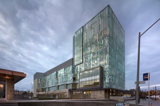 School Of Pharmacy Hariri Pontarini Architects Archdaily