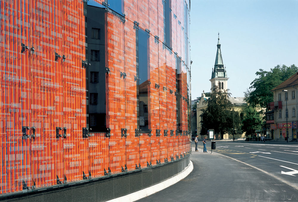 Lev Office Building / Andrej Kalamar
