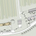 Marof Winery / Studio Kalamar site plan