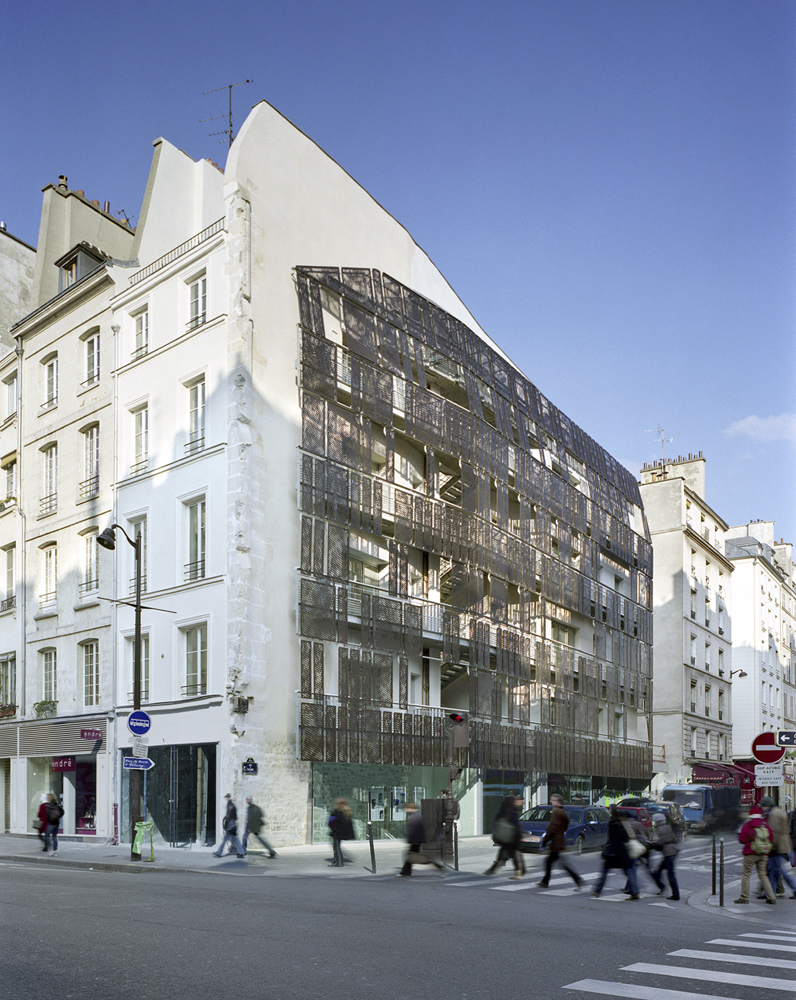 Social Housing / Chartier – Corbasson