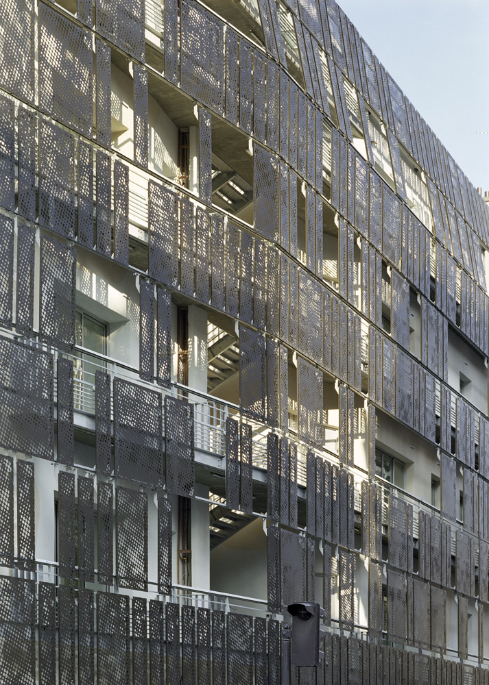 Social Housing / Chartier &#8211; Corbasson