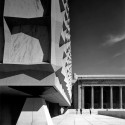 Beinecke_148Y5 © Ezra Stoller of Esto Photographics