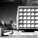 Beinecke_E3 © Ezra Stoller of Esto Photographics