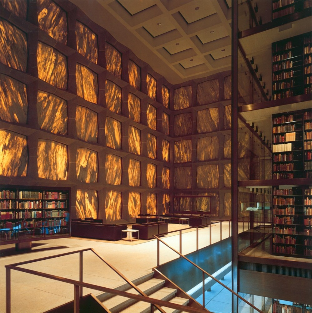 AD Classics: Beinecke Rare Book and Manuscript Library / Skidmore, Owings, &#038; Merrill