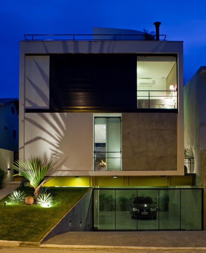 Mirante do Horto House / Flavio Castro