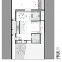 mirante do horto house / flavio castro floor plan