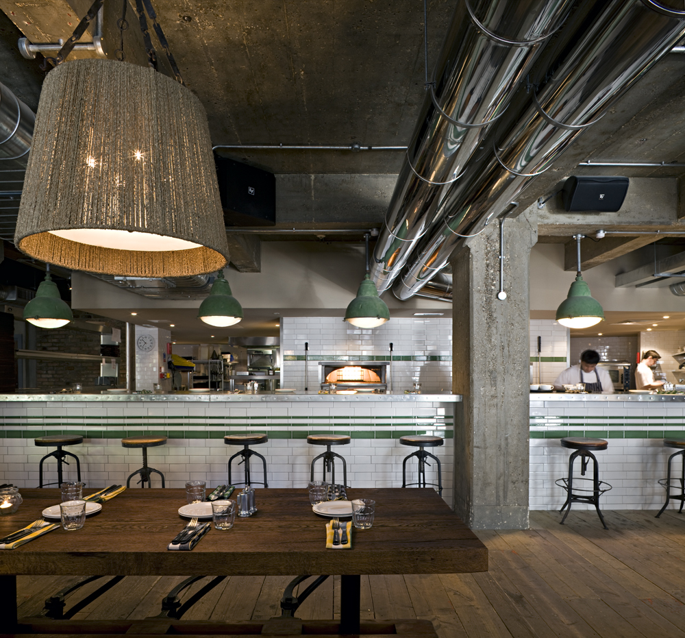Pizza East / Michaelis Boyd