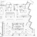 Pizza East / Michaelis Boyd ground floor plan