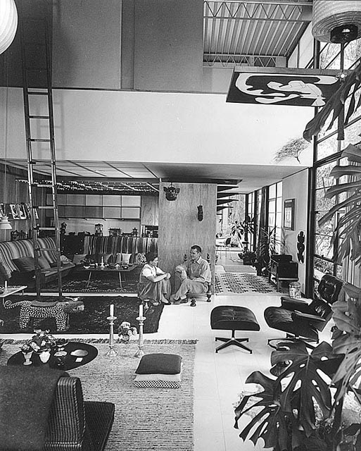 AD Classics: Eames House / Charles and Ray Eames