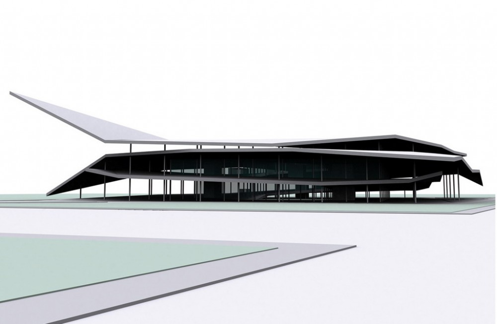 Automobile Museum in Nanjing / 3Gatti Architecture Studio