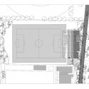 Football Training Center / Chartier - Corbasson Football Training Center / Chartier - Corbasson