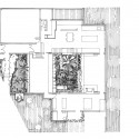Z House / Donovan Hill floor plan