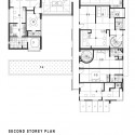2nd Sty Plan second floor plan