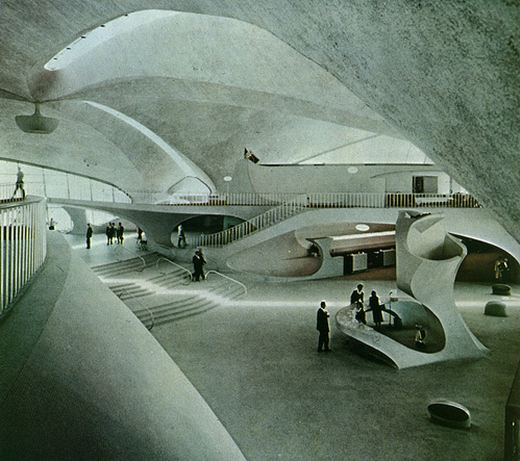 AD Classics: TWA Terminal / Eero Saarinen