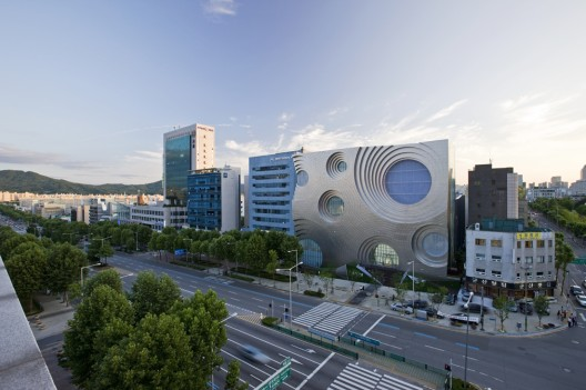 Courtesy of Unsangdong Architects Cooperation