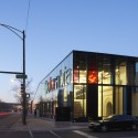 Columbia College Chicago Media Production Center / Studio Gang Architects Steve Hall © Hedrich Blessing