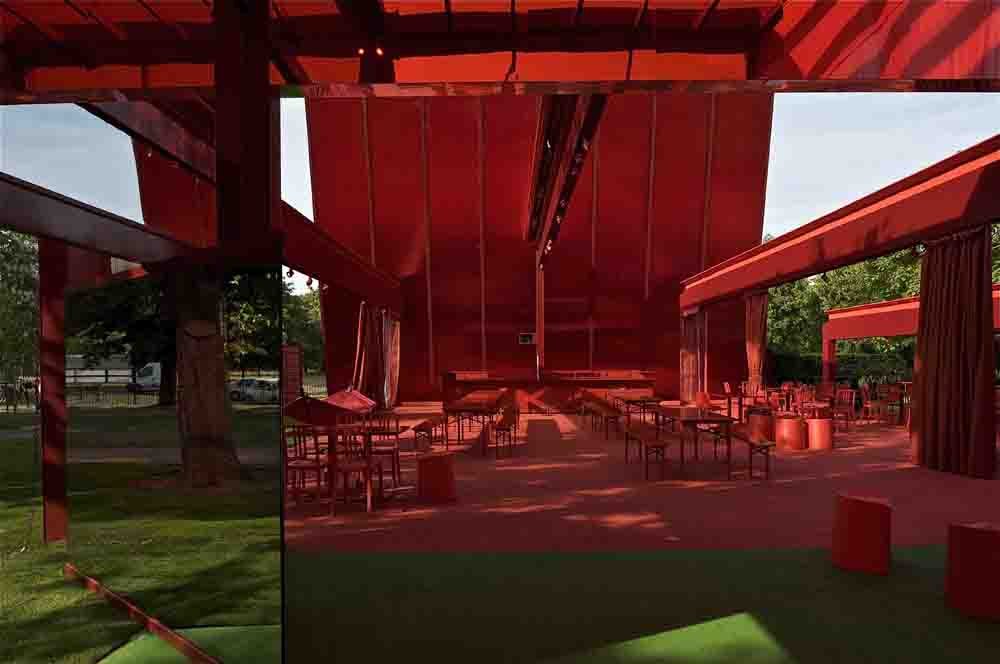 Serpentine Gallery Pavilion 2010 / Jean Nouvel