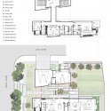 House - Casa Familia - Kevin deFreitas Architects floor plans