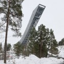 New Holmenkollen Beacon / JDS