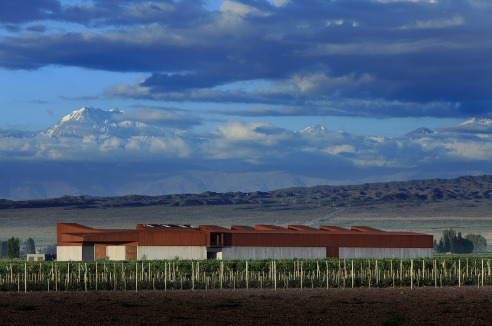 Navarro Correas Winery / aft Arquitectos