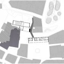 Benavente Town Hall Renovation - Jose Juan Barba site plan