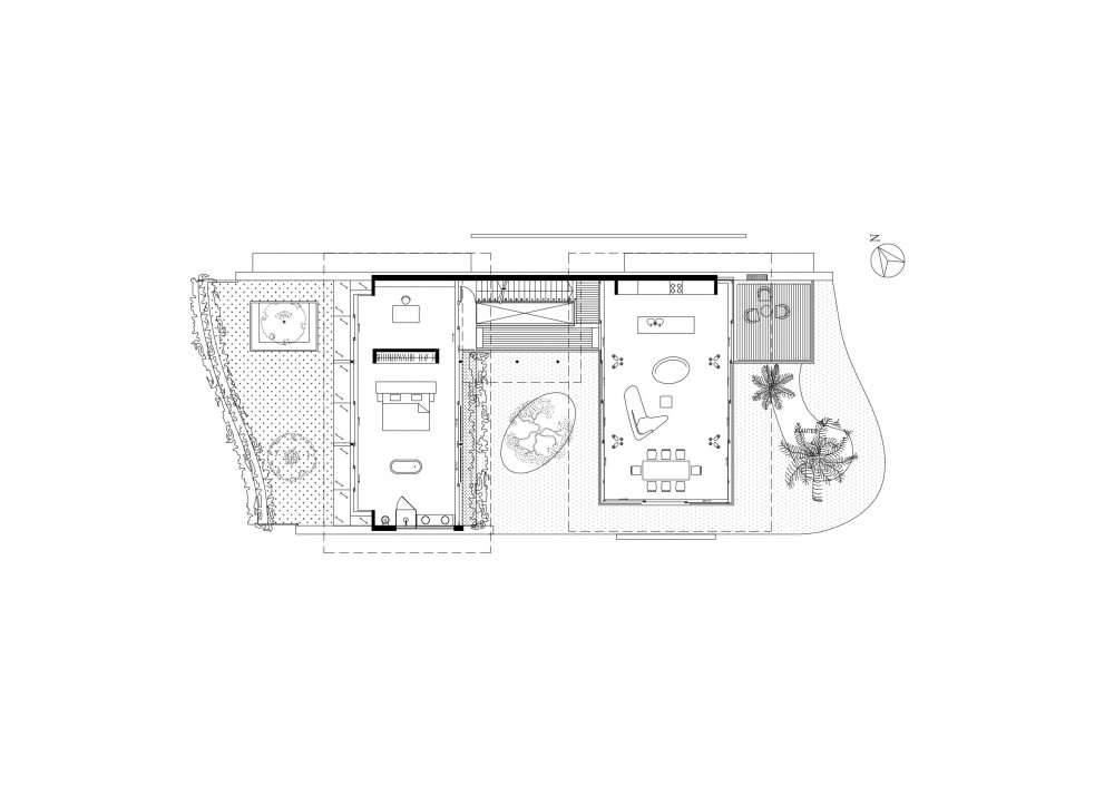 Architecture photography fish house guz architects 68131 for Fish house floor plans