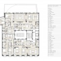 Serrano Apartments - A-cero plan 02