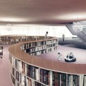 SILENCIO_library Library  Space Group / Brisac Gonzales