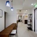 Cure Salon Monsieur - Upsetters Architects © Yusuke Wakabayashi