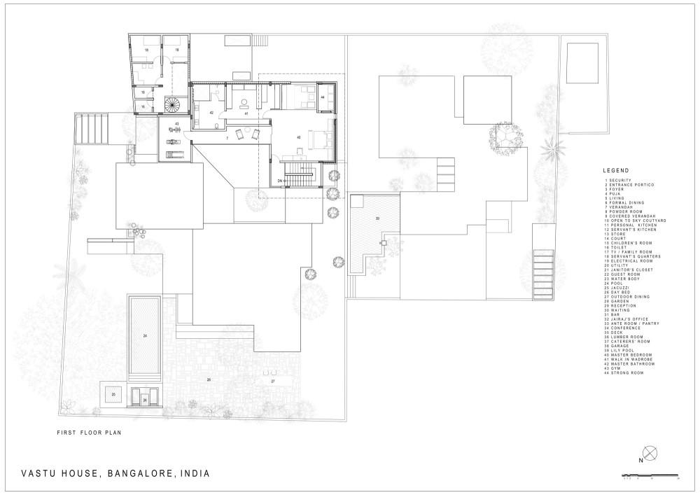 Architecture Photography: Vastu House – Khosla Associates ...