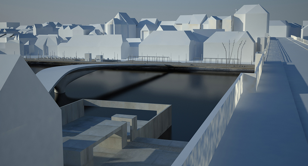 Embankments of the River Drava  / DELISABATINI Architetti