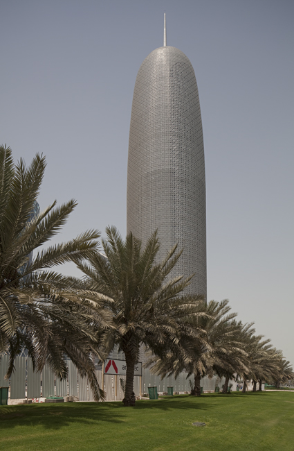 In Progress: Doha Office Tower, Qatar / Ateliers Jean Nouvel / Nelson Garrido