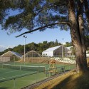 Cannes Tennis Club - Comte & Vollenweider Architectes © Serge Demailly