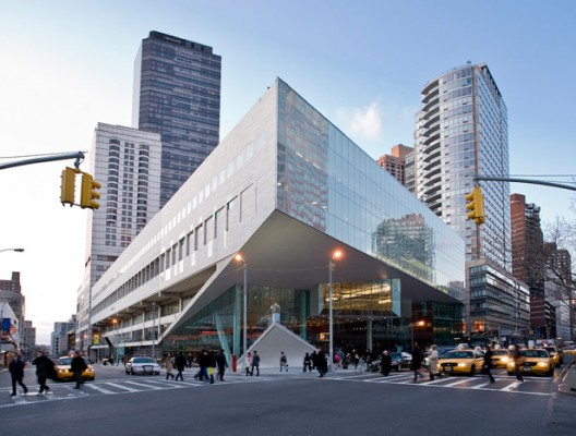 new buildings new york alice tully hall and the