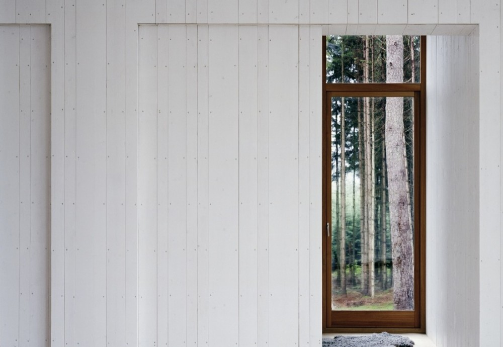 Refugium of a Forester / Petra Gipp Arkitektur