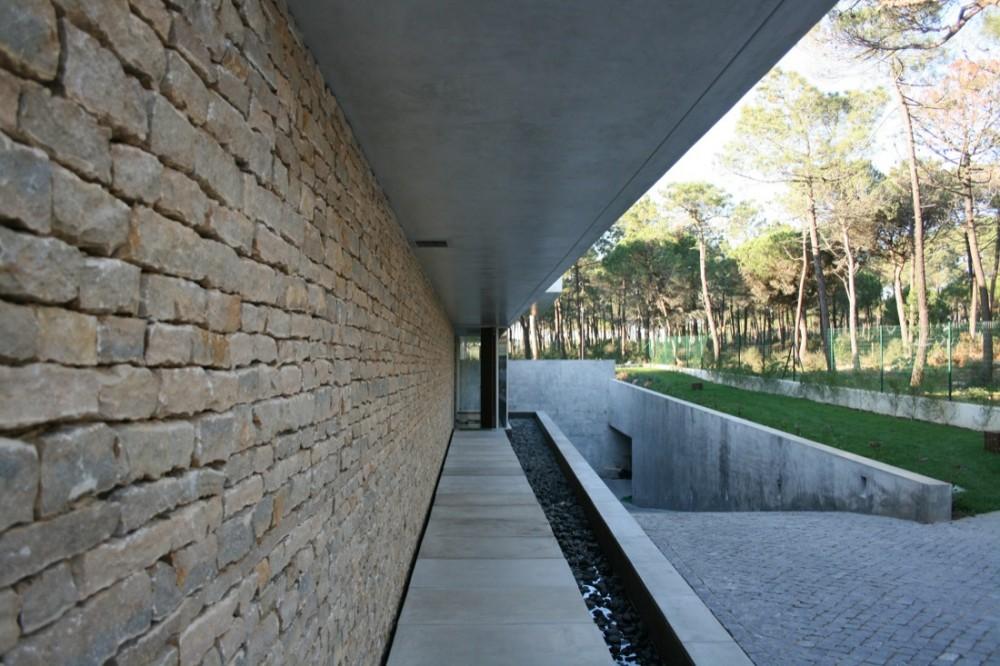 House in Quinta da Marinha - Areacor © Ricardo Meireles