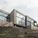 House on a Cliff - Petra Gipp Arkitektur © Åke E:son Lindman