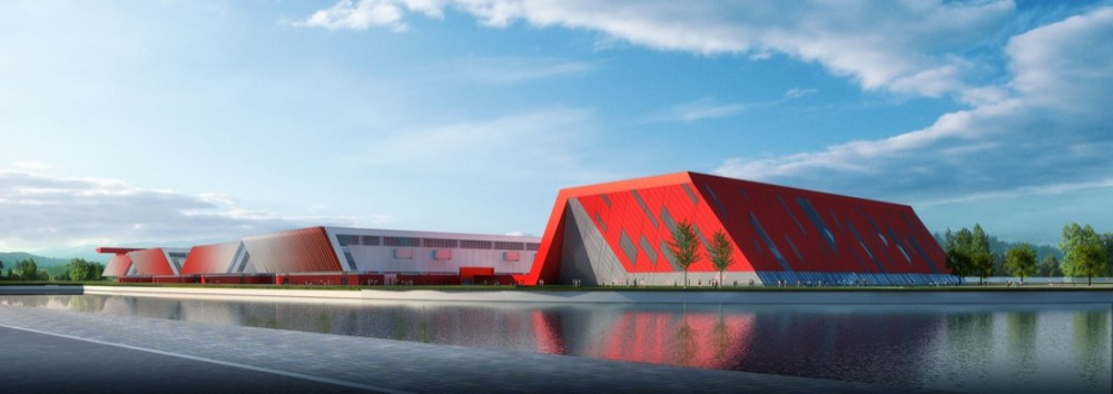 Qingdao Exhibition Center / NBBJ