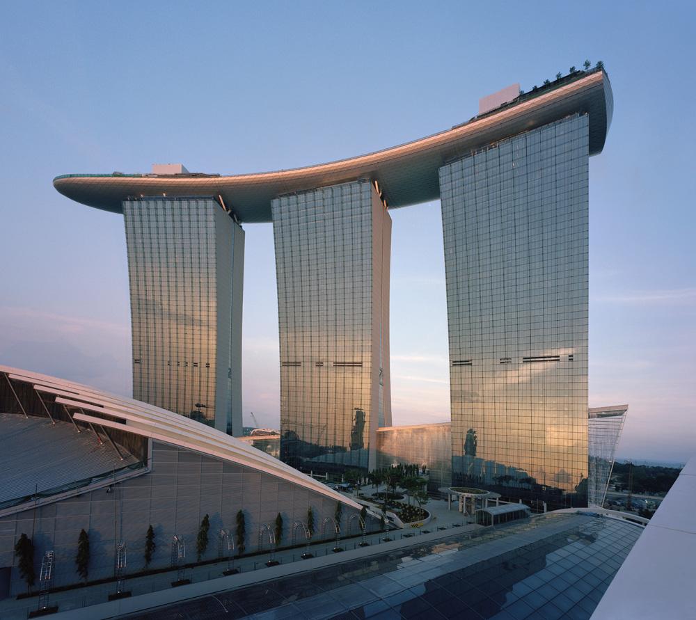 Architecture Photography: Singapore – Hotel – Marina Bay ...