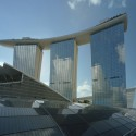 Singapore - Hotel - Marina Bay Sands - Safdie Architects © Courtesy of Safdie Architects